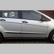 Молдинги на двері Mercedes-Benz A-class W169 2004-2012