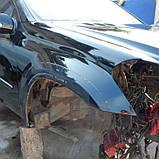 Крыла крыло переднее правое левое Mercedes GL X164, фото 2