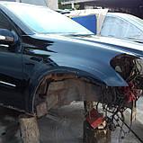 Крыла крыло переднее правое левое Mercedes GL X164, фото 3