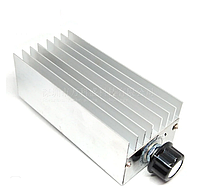 Димеры 220 V/ Высокомощный регулятор напряжения тока 10000 В/ регулятор скорости термостата
