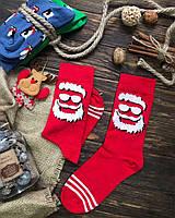 Стильные носки URBAN SOCKS  36-39  Santa