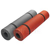 Коврик спортивный Eva-Sport 1850*550*5. Плотность 100 кг/м3 (прочный, не рвётся)
