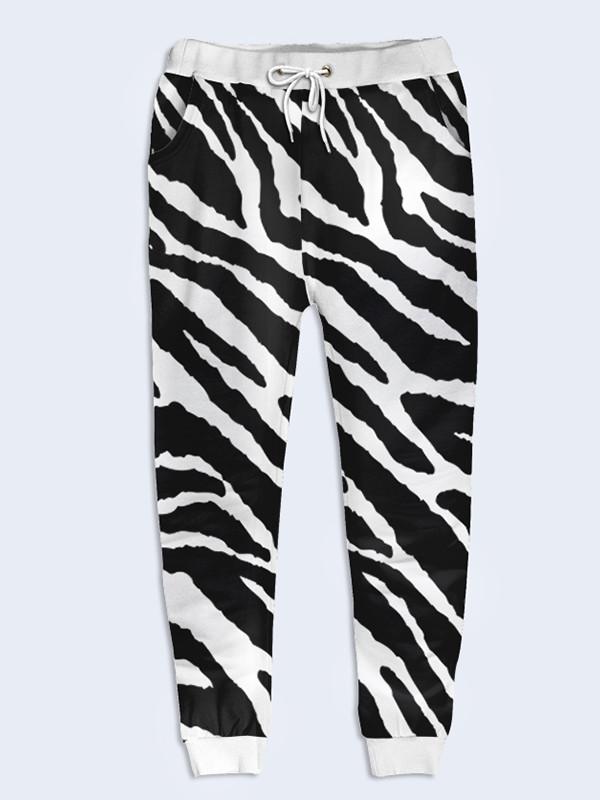 Штаны спортивные женские Зебра. Размер 42 - 50