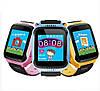 Детские умные часы Smart Baby Watch Q528 с GPS Yellow, фото 2