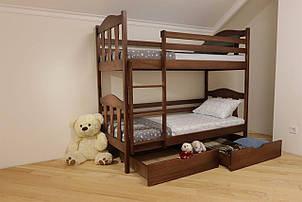 Двухъярусные кровати Дримка