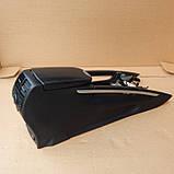 Панель передня Торпедо і подлокник Бардачок Mercedes GL X164, фото 3
