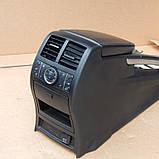 Панель передня Торпедо і подлокник Бардачок Mercedes GL X164, фото 4