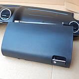 Панель передня Торпедо і подлокник Бардачок Mercedes GL X164, фото 2