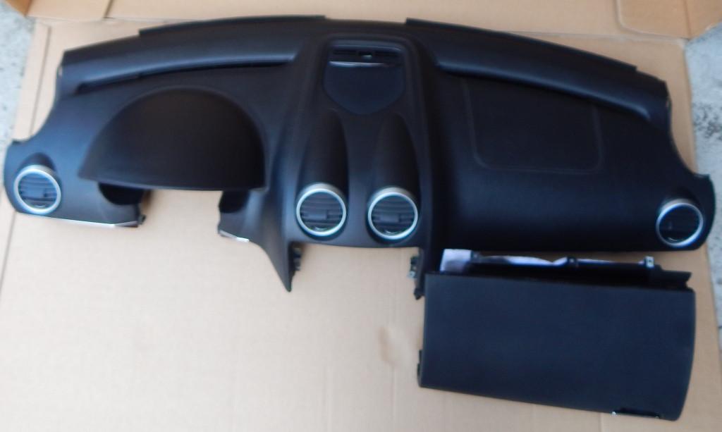 Панель передня Торпедо і подлокник Бардачок Mercedes GL X164