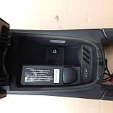 Панель передня Торпедо і подлокник Бардачок Mercedes GL X164, фото 9