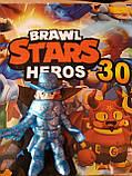 Фигурки героев Brawl Stars 30-33 сезон, фото 2