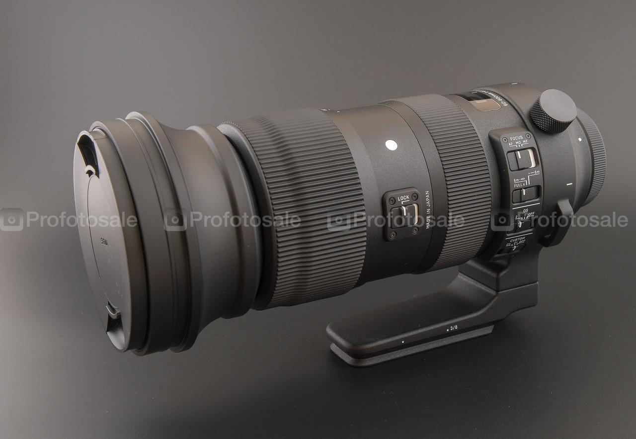 Sigma AF 60-600mm f/4,5-6,3 OS Sport Nikon