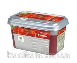 Пюре замороженное клубника Ravifruit 1000г