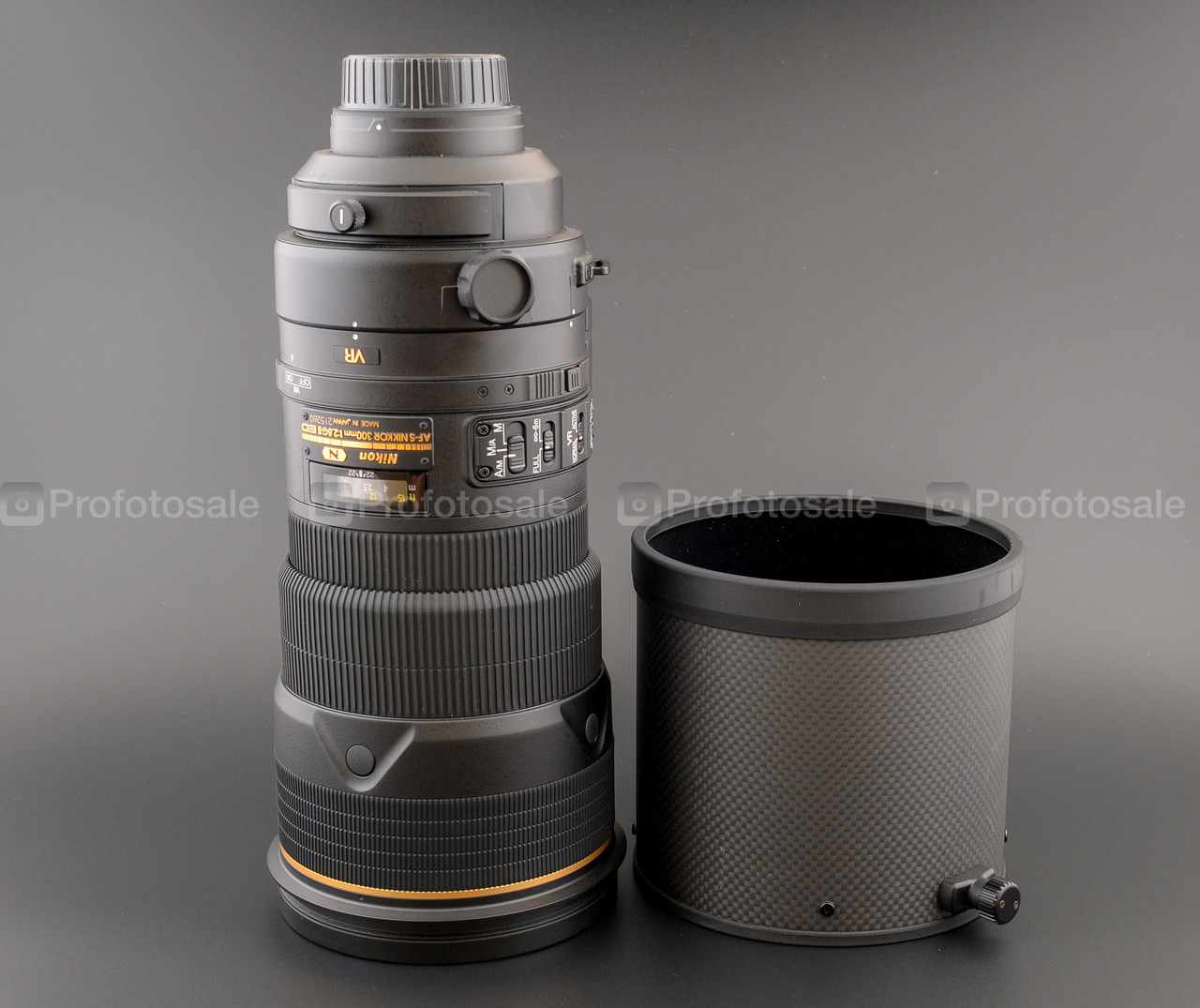Nikkor AF-S 300mm f/2,8G VR II