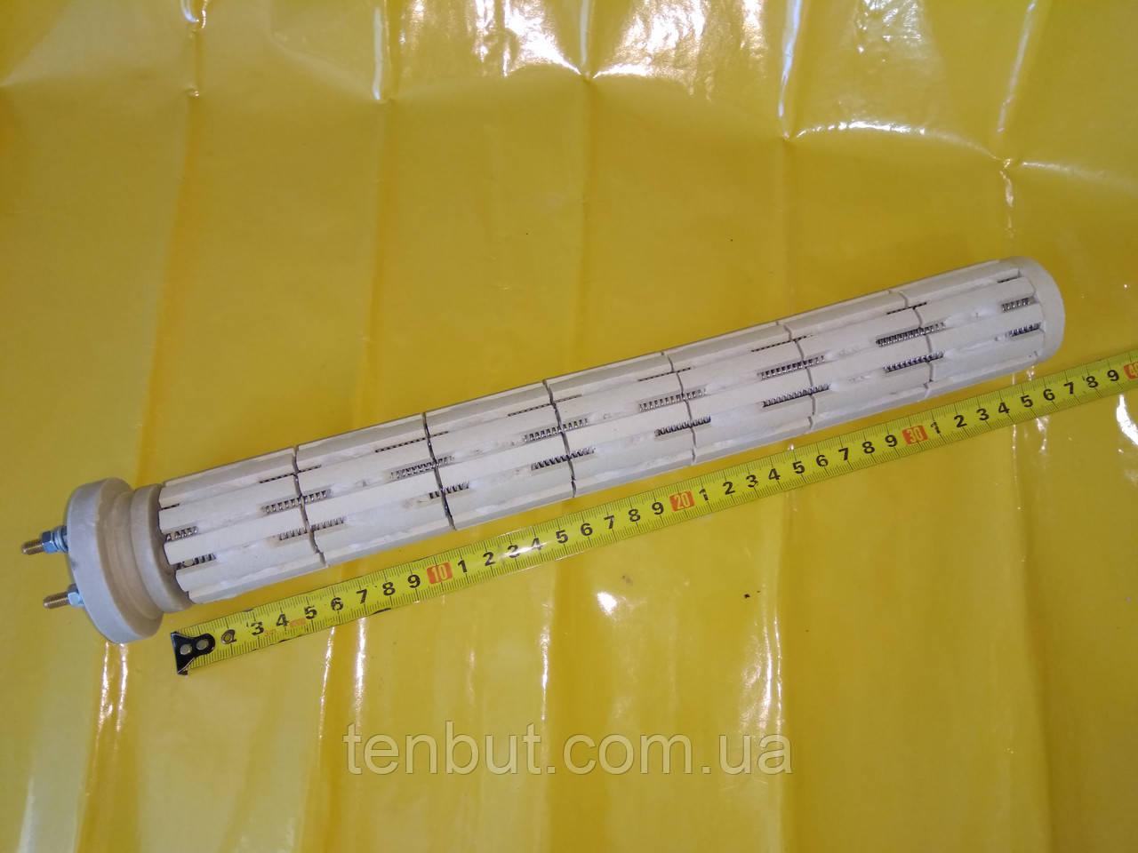 Тэн сухой СТЕАТИТОВЫЙ керамический 2.1 квт. / 230 В. / 360 мм. для бойлеров Thermex Ferroli Atlantic Пр. OASIS