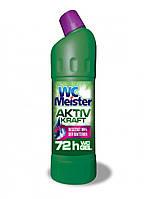 Туалетний гель для чищення і видалення накипу WC Meister Aktiv Kraft 1 л. (Зелений)