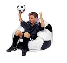 """Надувное кресло """"Футбольный мяч"""" Intex 68557, фото 3"""