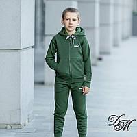 Дитячий спортивний теплий костюм ПУМА ,ТУРЦІЯ .Р-ри 128-152