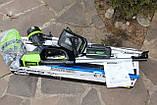 Аккумуляторный бесщеточный триммер Greenworks Elite ST-140-Т, фото 5