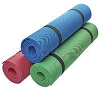 Коврик спортивный Eva-Yoga 1450*500*5 Плотность 100 кг/м3 (прочный, не рвётся)