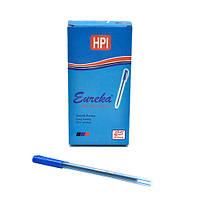 """Ручка шариковая для письма """"Pen"""" синяя, пластик, ручки, ручки шариковые, ручка шариковая синяя, наборы ручек, ручки для письма"""