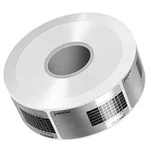 Узкая форма для наращивания ногтей (серебро)