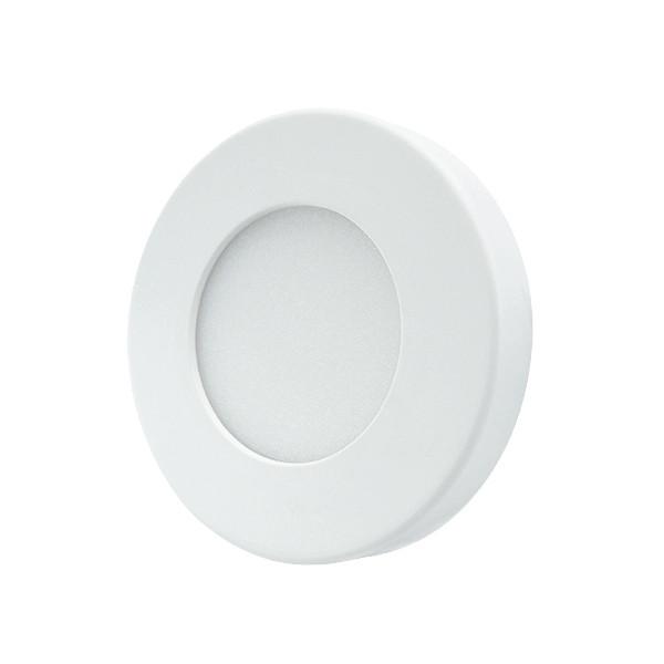 Светильник LED накладной BIOM SF-R3 3W круглый