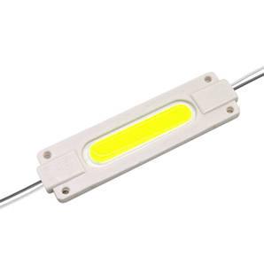 LED модуль PROlum СОВ-led 2Вт Зелёный 12В IP65 без линзы