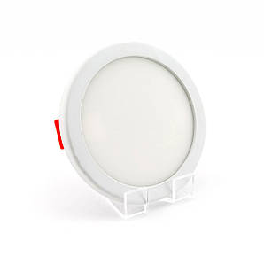 LED світильник вбуд. BIOM СL-R 6W 5000К круглий