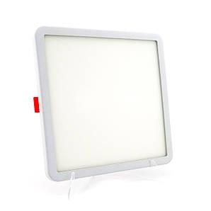 LED світильник вбуд. BIOM СL-S 18W 5000К квадратний