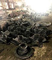 Изготовлении сложных отливок большой массы, фото 10