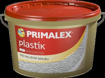 Декоративная краска Primalex PLASTIK
