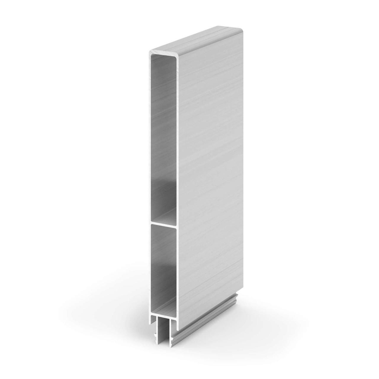 Борта наборні - верхній профіль алюміній  200мм Takler Італія