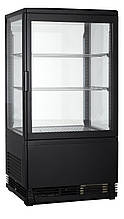 Витрина холодильная GoodFood RT58L (черная)
