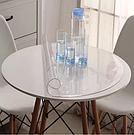 Прозрачная силиконовая скатерть на стол Soft Glass 1.0х1.2 м толщина 1.5 мм Мягкое стекло, фото 8