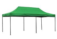Тент раздвижной шатер-гармошка 3х6 метра