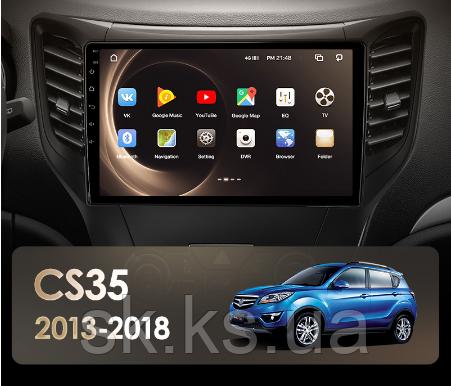 Junsun 4G Android магнитола для  Changan CS35 2013 - 2018