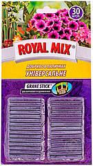 Добриво кристалічне Royal Mix grane stick універсальне 30шт