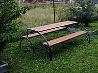 Садовая мебель лавка стол трансформер ЮМК