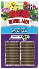 Добриво кристалічне Royal Mix grane stick для квітучих 30шт