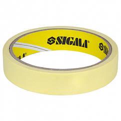 Лента малярна Sigma 8402011 19мм*20м 810576