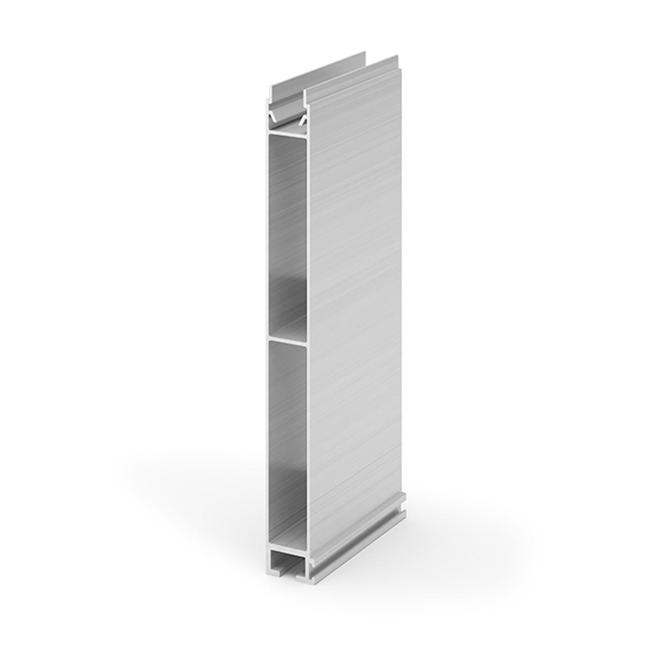 Борта наборні - нижній профіль алюміній  200мм Takler Італия