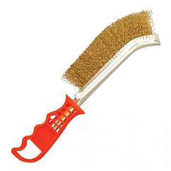 Щітка по металу HT-Hermes Tools 21-030 пласт. ручка 695907