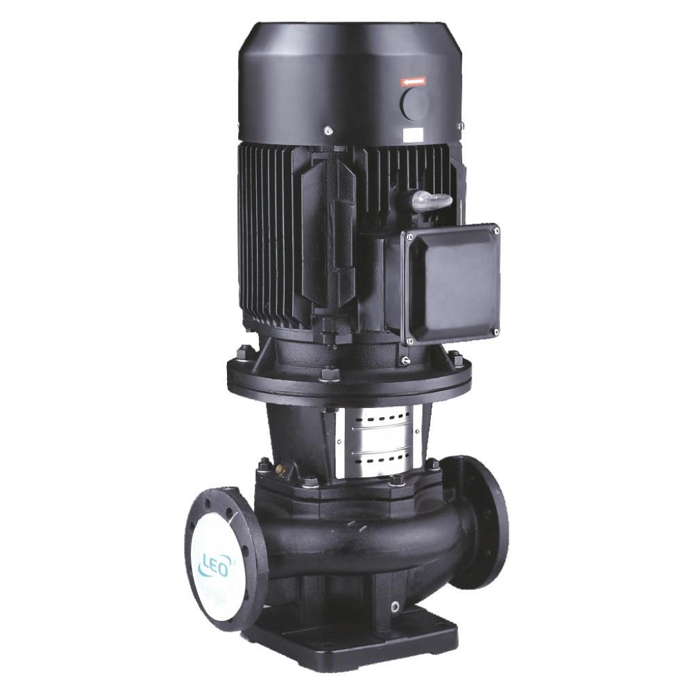 Насос центробежный вертикальный 380В 3кВт Hmax 28.5м Qmax 600л/мин LEO 3.0 LPP50-24-3/2 (7714263)