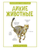 Махаон Практическая энциклопедия Дикие животные, фото 1
