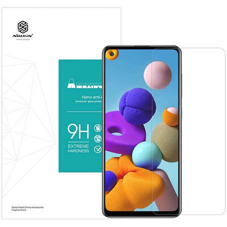 Защитные стекла и пленки для Samsung Galaxy A21s