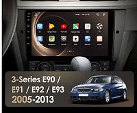 Junsun 4G Android магнитола для BMW 3-Series E90 E91 E92 2005 - 2013