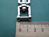 Нержажавеющий вертлюг для якорных цепей, вилка-вилка., фото 3