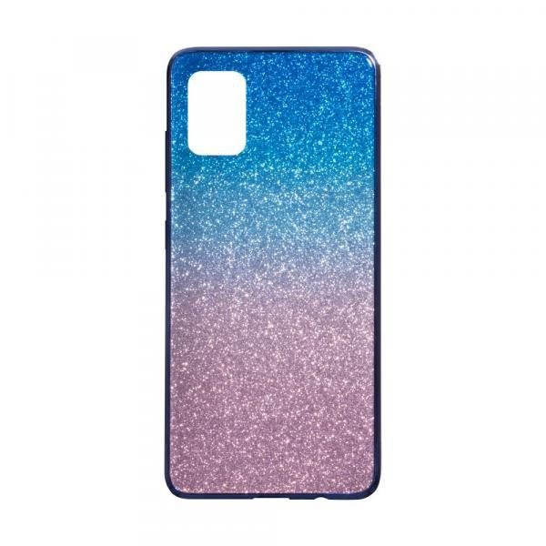 Чехол Glass TPU Ambre for Samsung A51 2019