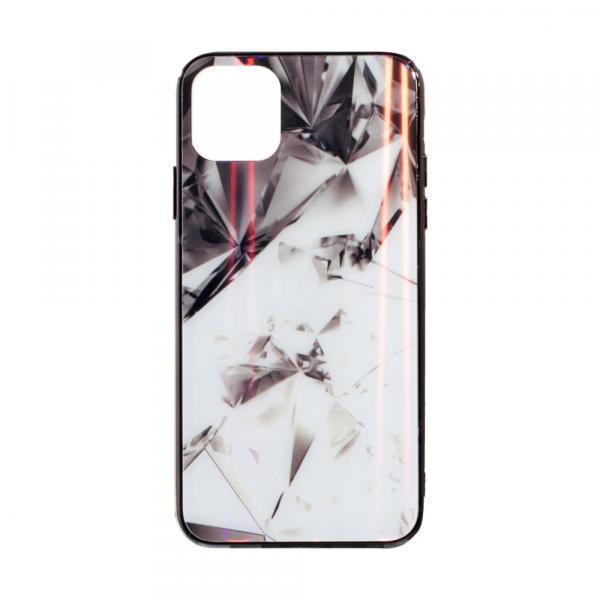 Чехол Glass TPU Prism for Apple Iphone 11